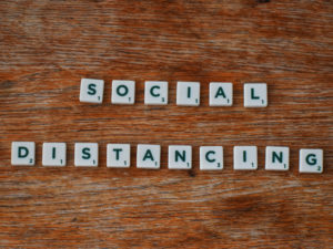 Social Distance products